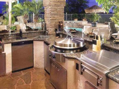 Outdoor Kitchens Propane Services Naples Florida